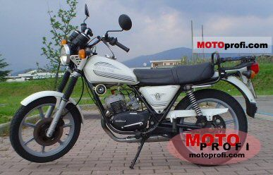 Cagiva SST 125 1981 photo