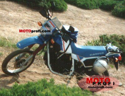 Cagiva Elefant 350 1991 photo