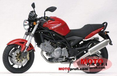 Cagiva Raptor 650 2004 photo