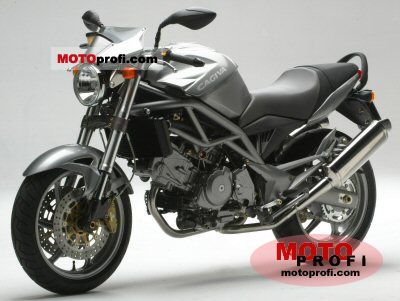 Cagiva Raptor 650 2005 photo