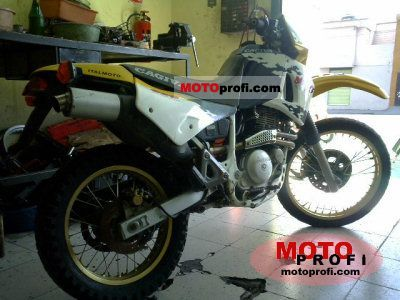 Cagiva 600 W 16 1996 photo