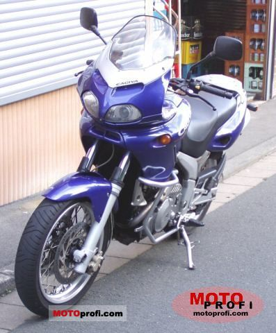 Cagiva Navigator 2001 photo