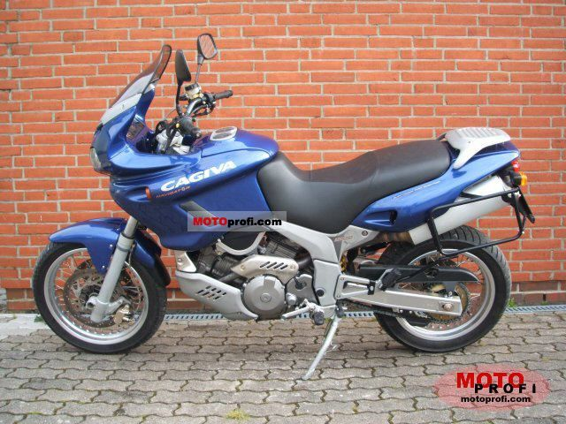Cagiva Navigator 2002 photo