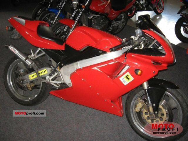 Cagiva Mito 125 2000 photo