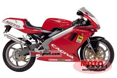 Cagiva Mito 125 2001 photo