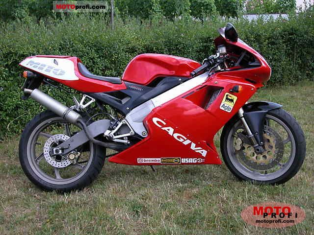 Cagiva Mito 125 2003 photo