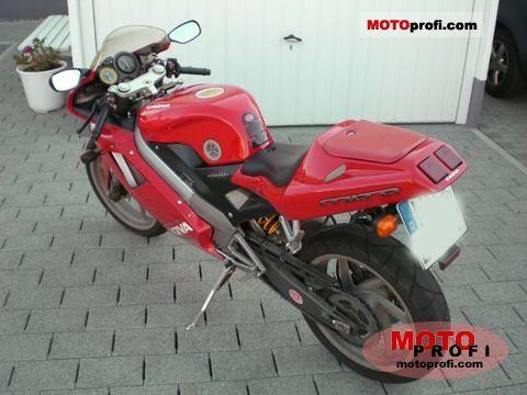 Cagiva Mito 125 2004 photo