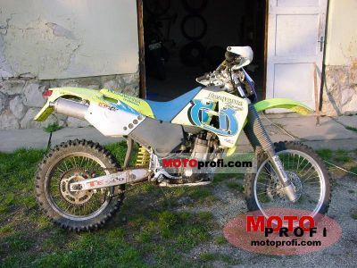 Husqvarna TE 410 Enduro 1996 photo