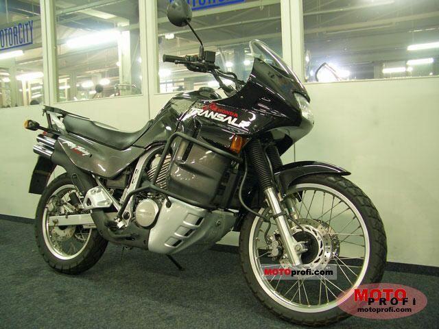 Honda XL 600 V Transalp 2000 photo