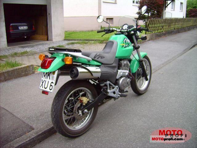 Honda SLR 650 1999 photo