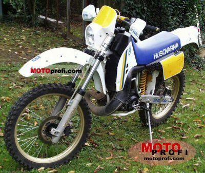 Husqvarna 400 WR 1986 photo