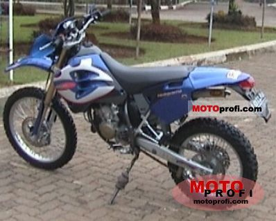 Husqvarna WRE Dual 125 1999 photo