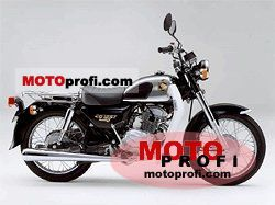 Honda CD 125 T Benly 2002 photo