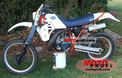 KTM Enduro 350 1988 photo