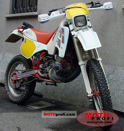 KTM Enduro 350 1989 photo