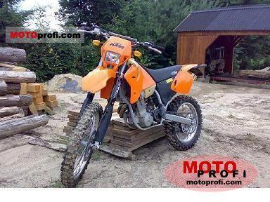KTM EXC 400 2001 photo