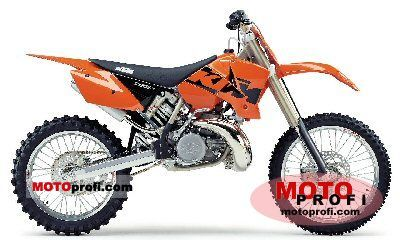 KTM 250 SX 2003 photo