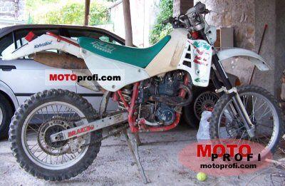 KTM Enduro 600 LC 4 1988 photo