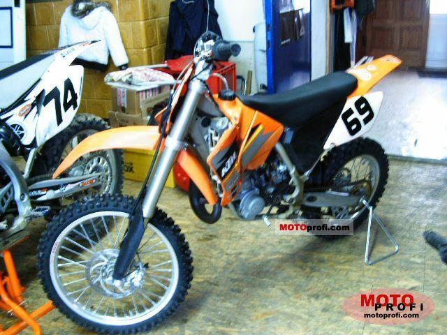 KTM 85 SX 2004 photo