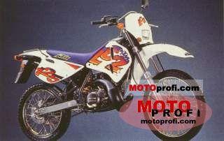KTM 125 LC2 1997 photo