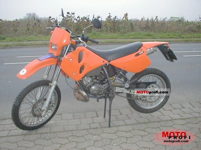 KTM 125 LC2 1998 photo