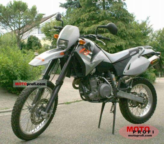 KTM LC4 640 Enduro 1999 photo