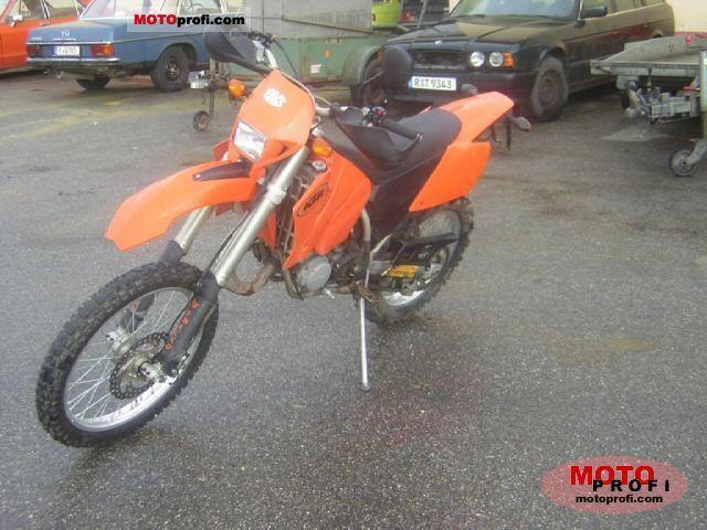 KTM 125 EXC 2004 photo