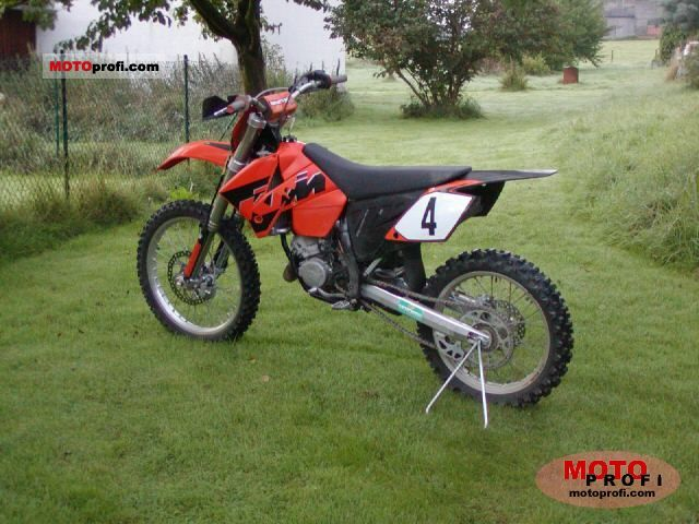 ktm 125 sx 2005 specs and photos
