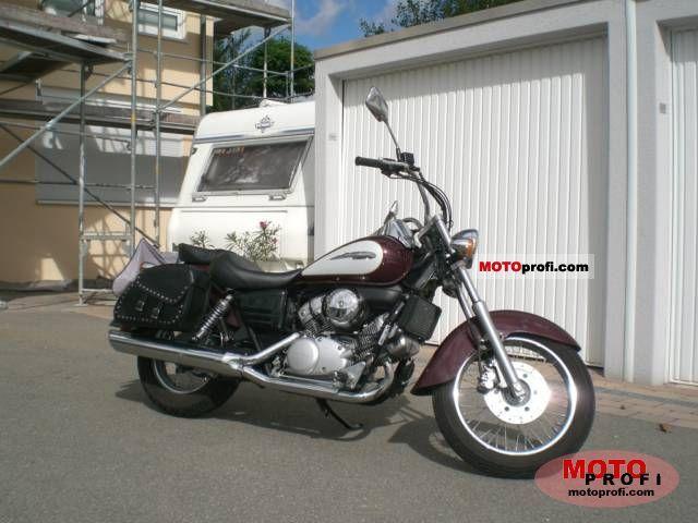 Honda VT 125 Shadow 2003 photo