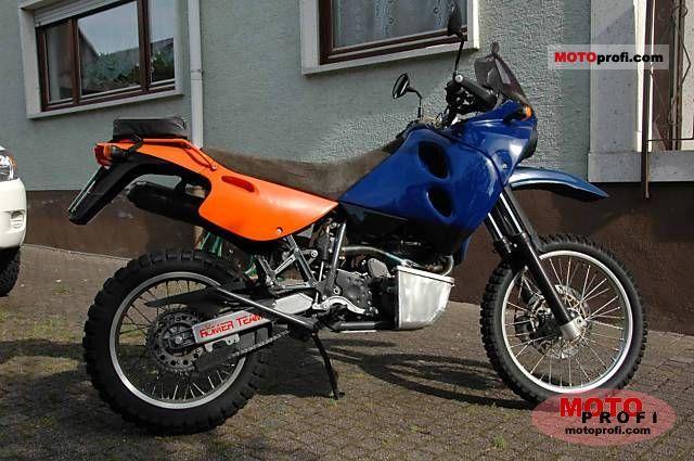 KTM 640 LC4 Adventure R 2000 photo