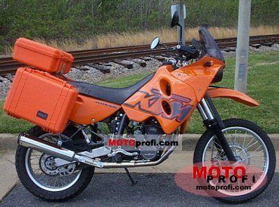 KTM 620 EGS-E 1998 photo