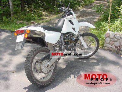 KTM 400 EGS-E 1998 photo