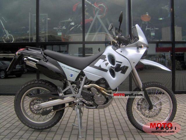 KTM 640 LC4 Adventure 2003 photo