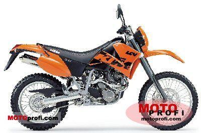 KTM 640 LC4 Enduro 2003 photo