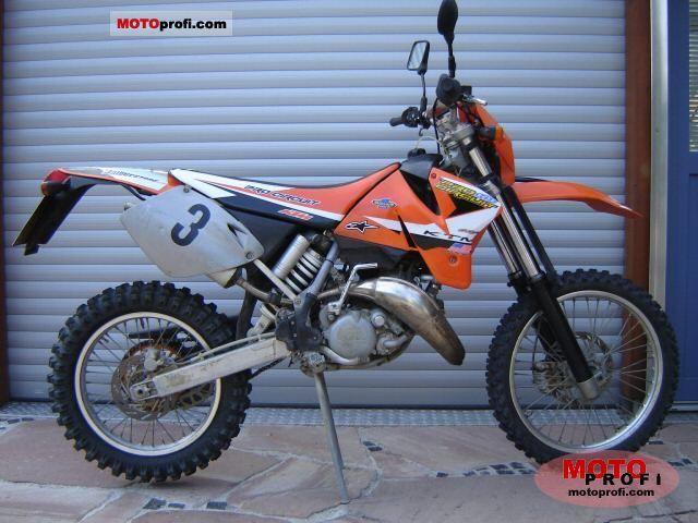 KTM EXC 125 1999 photo