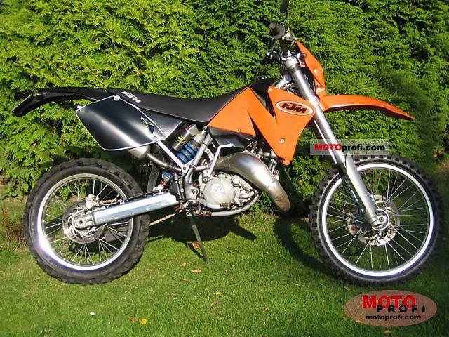KTM EXC 125 2000 photo