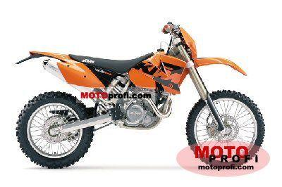KTM 400 EXC Racing 2000 photo