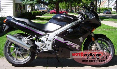 Honda VFR 750 R / RC 30 1992 photo