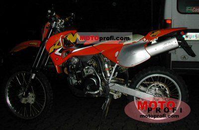 KTM 400 EGS 1998 photo