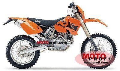 KTM 250 EXC Racing 2003 photo