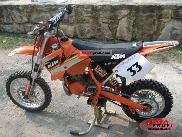 KTM 65 SX 2004 photo