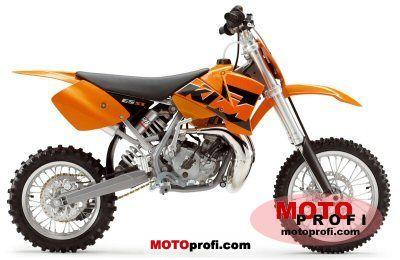 KTM 65 SX 2005 photo