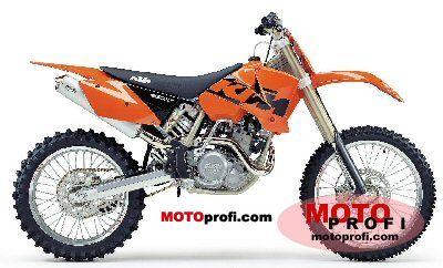 KTM 450 SX Racing 2003 photo