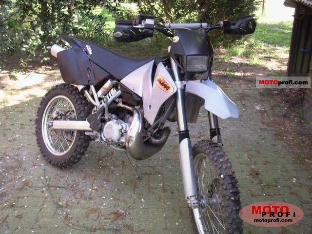 KTM 200 EXC 2000 photo