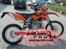 KTM 200 EXC 2004 photo