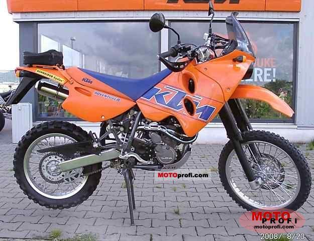 KTM Adventure R 640 1999 photo