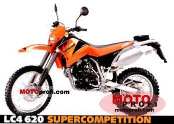 KTM LC4 620 Super Competition 2001 photo