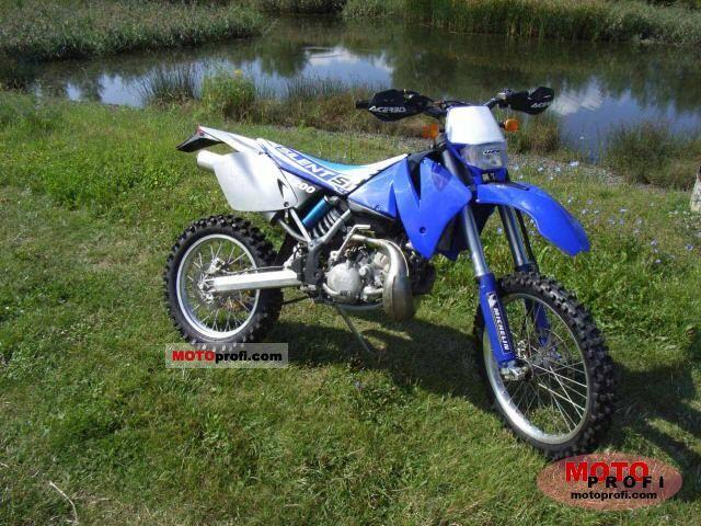 KTM EXC 200 2001 photo