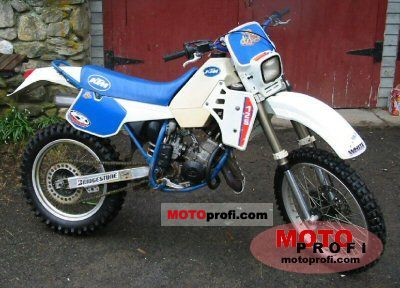 KTM 125 Enduro Sport 1986 photo