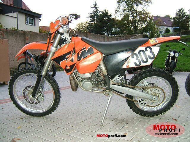Fantastic Ktm 300 Exc 2005 Specs And Photos Gmtry Best Dining Table And Chair Ideas Images Gmtryco